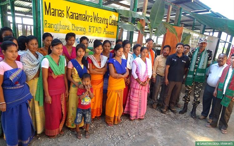 Greater Manas Women Weaver Centre